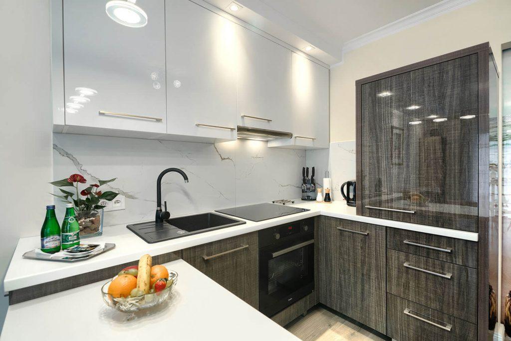 Apartament Andante - aneks kuchenny