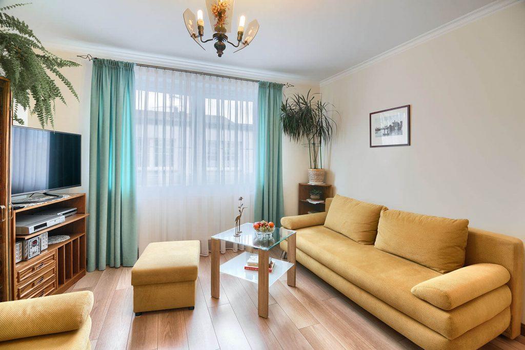 Apartament Beta  - pokój wypoczynkowy