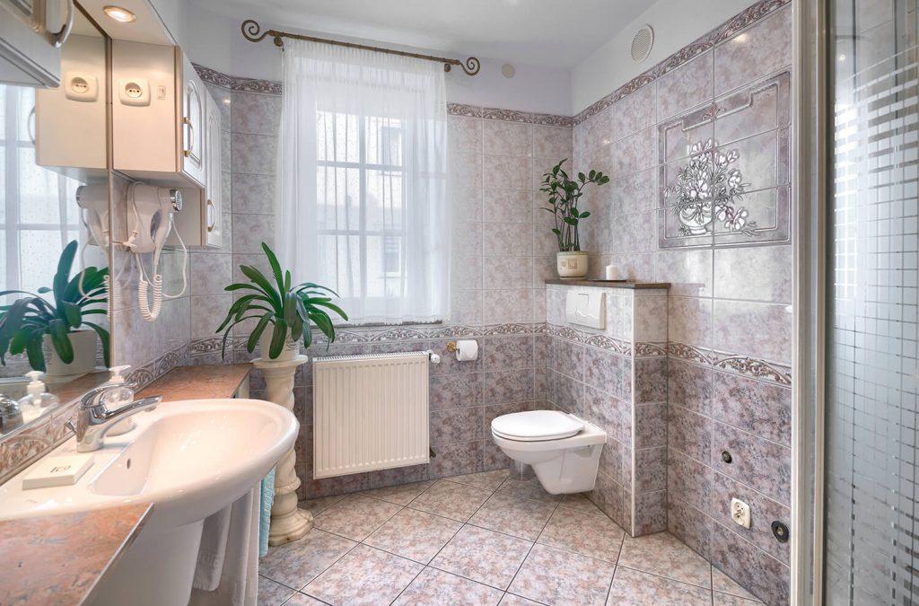 Apartament Alfa  - łazienka