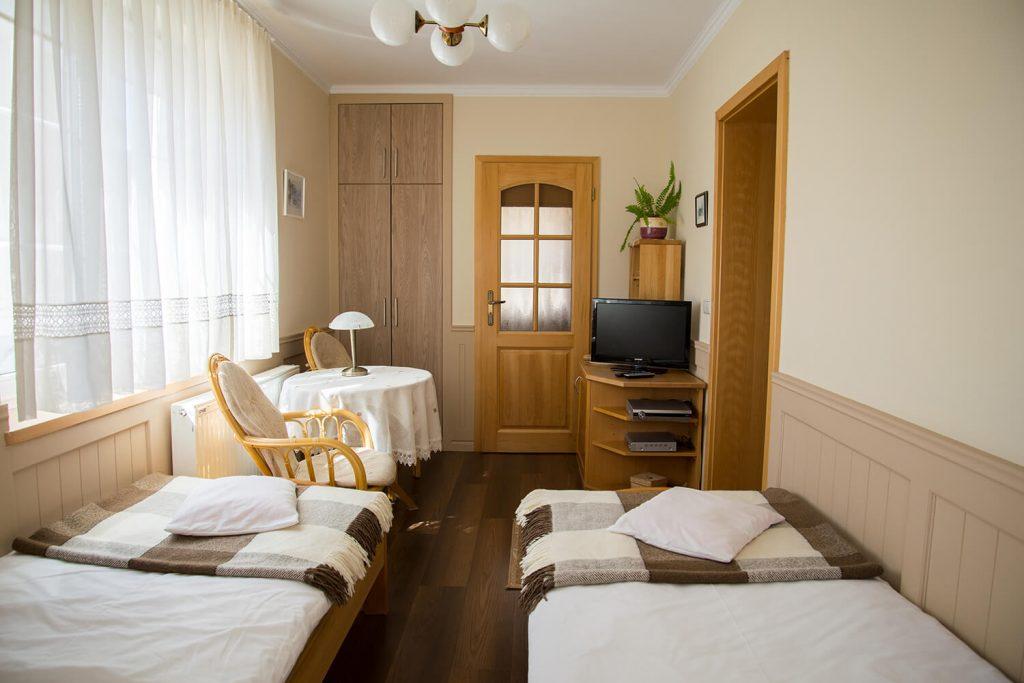 Pokój 2-osobowy z osobnymi łóżkami